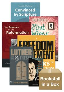 Reformation Bookstall in a Box