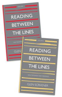 Reading Between the Lines Volume 1 & 2