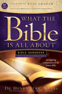 What the Bible is All About Handbook