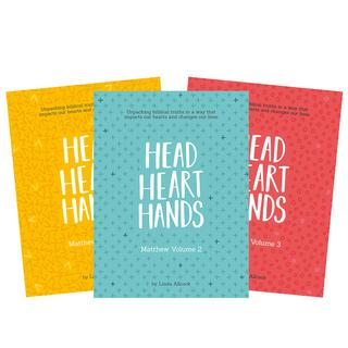 Head Heart Hands (3 Vol. Set)