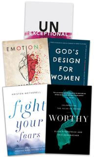 5 to Read: For Women - Pack 1