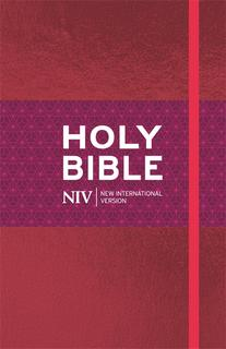 NIV Ruby Thinline Bible