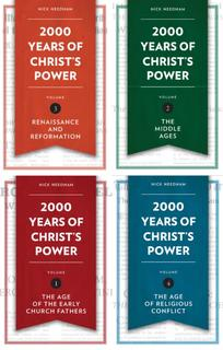 2000 Years of Christ's Power Pack