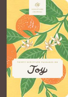 Joy ESV Scripture Journal