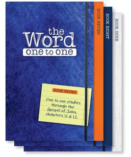 The Word One to One: Pack Three (Set of 2)