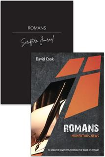 Romans Devotion & Journal 2 Pack