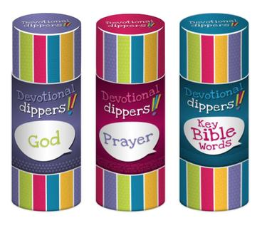 Devotional dippers 3 Pack