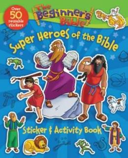 The Beginner's Bible Super Heroes of the Bible