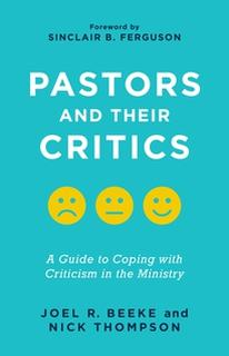 Pastors and Their Critics