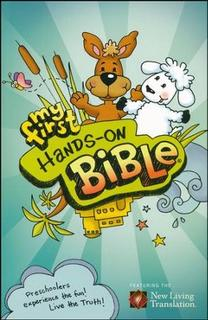 My First Hands-On Bible (Paperback)