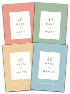 40 Days Devotionals