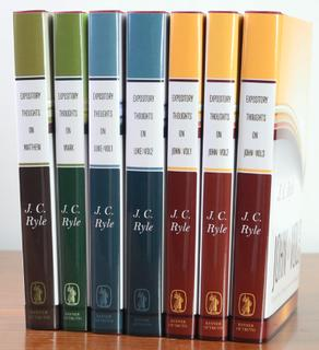 Expository Thoughts on the Gospels 7 Volume Pack
