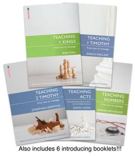 Proclamation Trust Teaching Bundle
