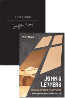 1-3 John Devotion & Journal 2 Pack